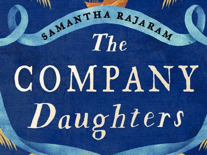 Let's Talk Books on January 13 features author Samantha Rajaram