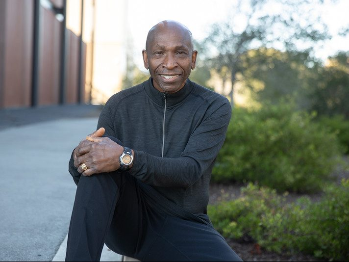 Fitness guru Harvey Shields shifts focus to COVID-19 recovery