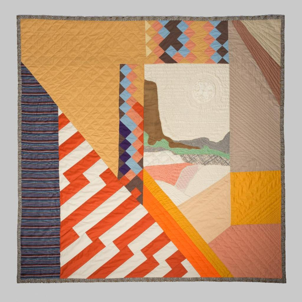 The California Art Quilt is topic on January 19