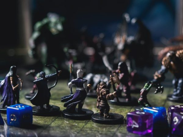 Dungeons and Dragons Meetup on January 15