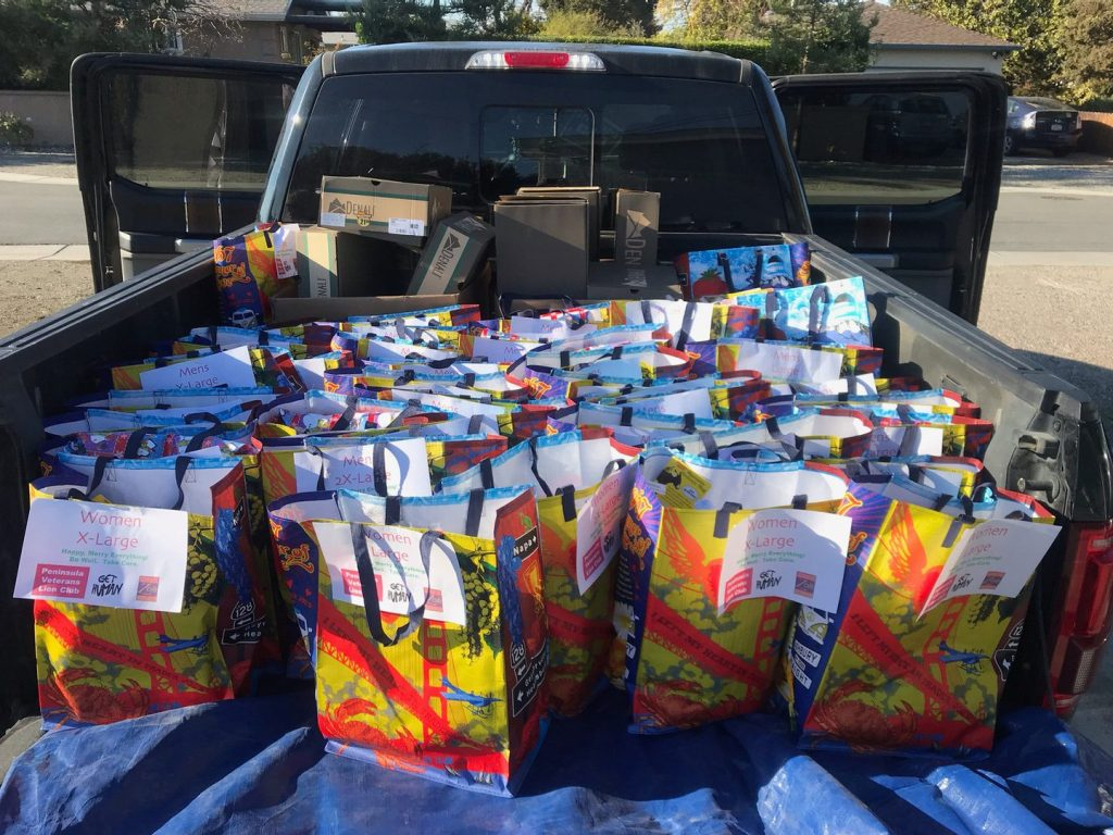 Café Zoë provides update on the successful Veterans Holiday Drive