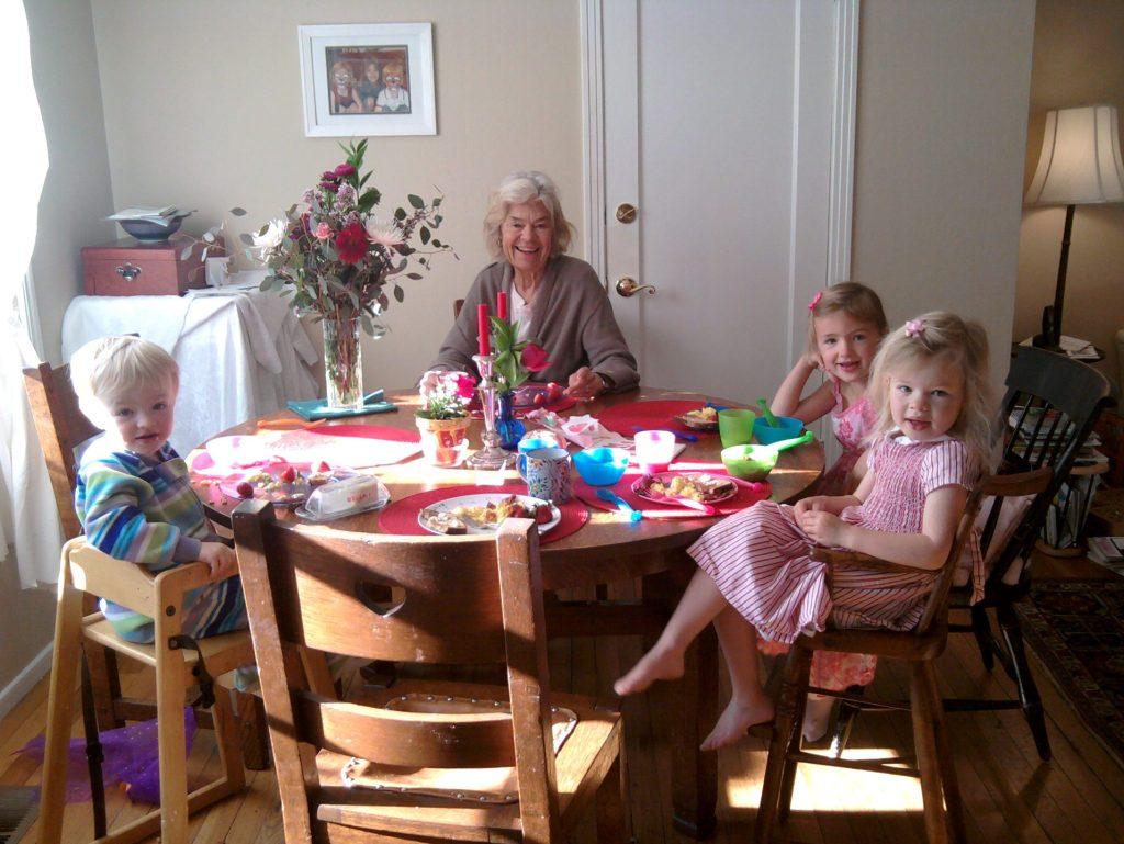 Florence Kline Britton passes away at age 83