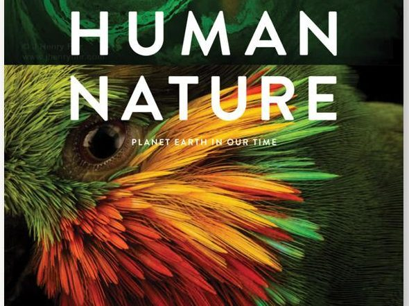 Human Nature: Planet Earth in Our Time is topic on February 8
