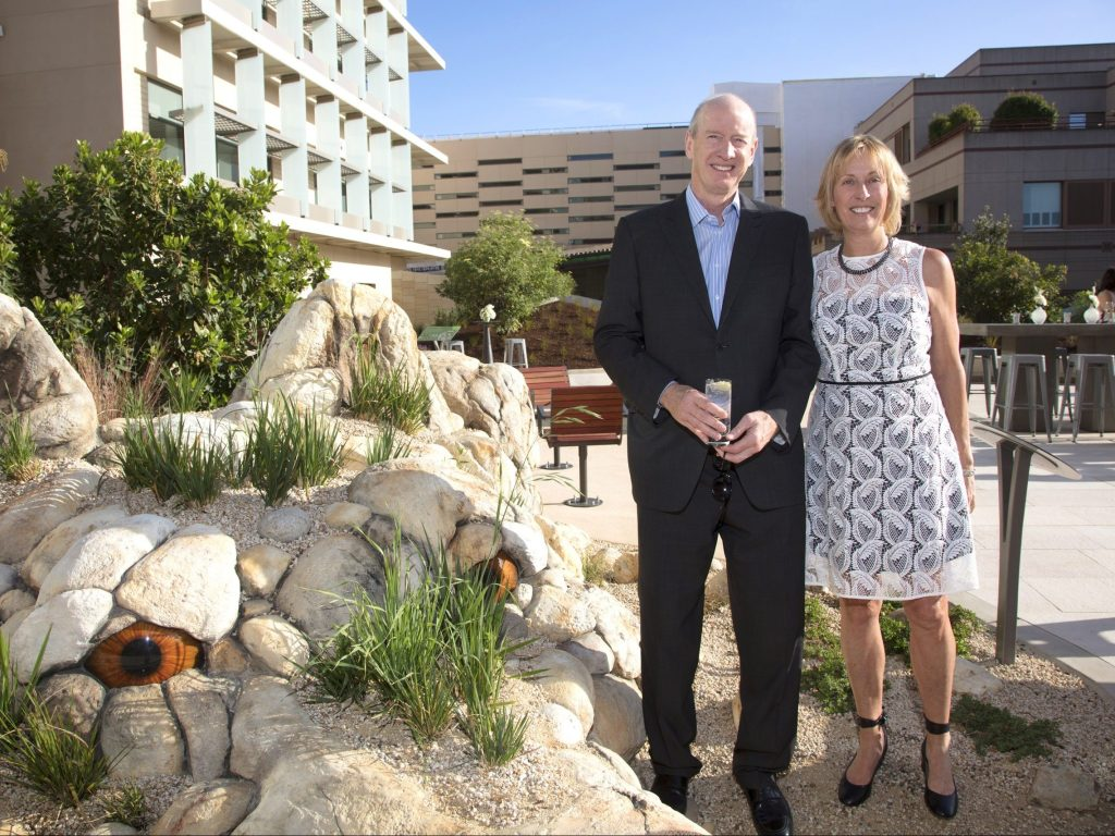 Atherton couple donates $80 million to Stanford children's hospital and medical school