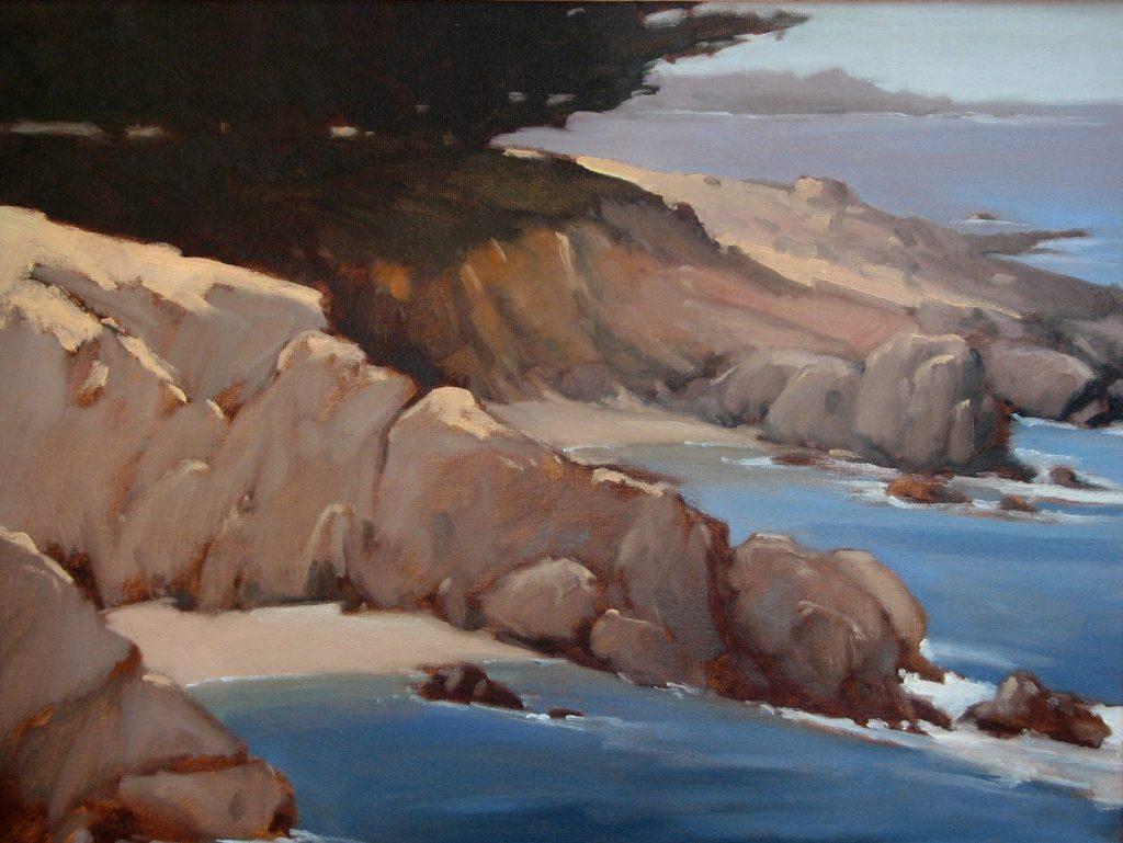 Edwin Bertolet is featured artist in March at Portola Art Gallery