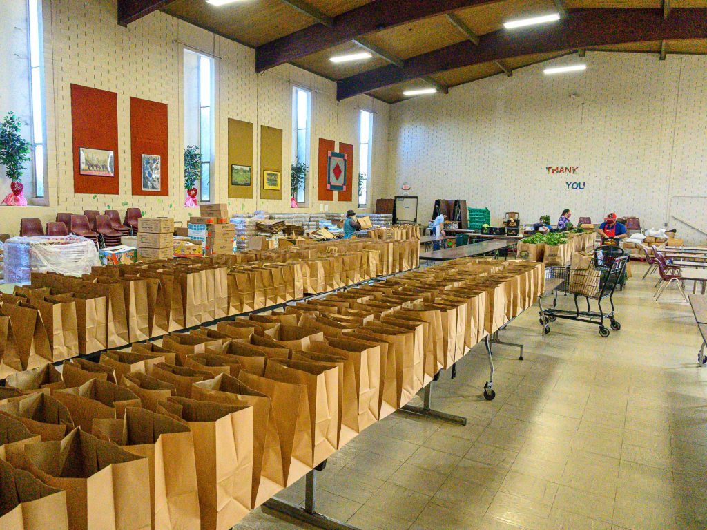 St. Anthony's Padua Dining Room receives 500 meals purchased by Facebook
