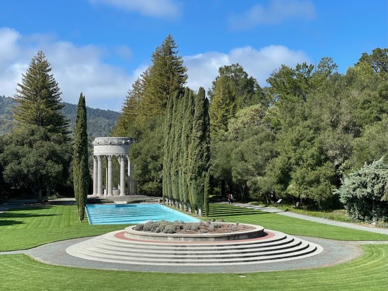 Pulgas Water Temple is now open Monday through Friday