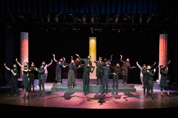 Menlo School presents Monologues & Dialogues in new Spieker Center for the Arts