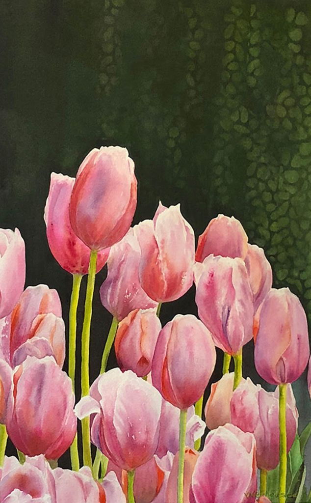 Welcome to Spring is theme of April exhibit at the Portola Art Gallery