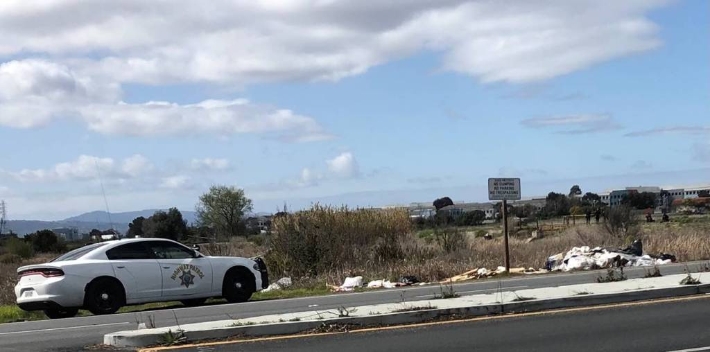Shooting victim found in Baylands Triangle