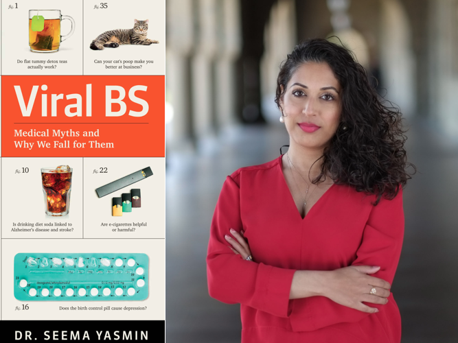 Viral BS: Medical Myths and Why We Fall for Them is topic on March 4