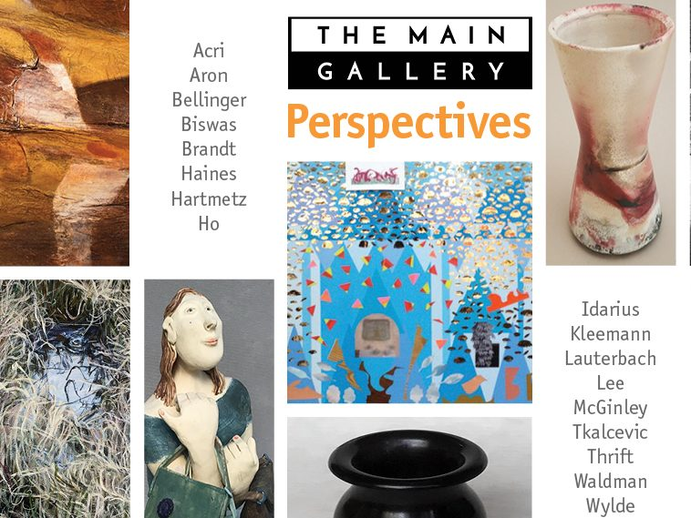 Perspectives is theme of new exhibit at The Main Gallery