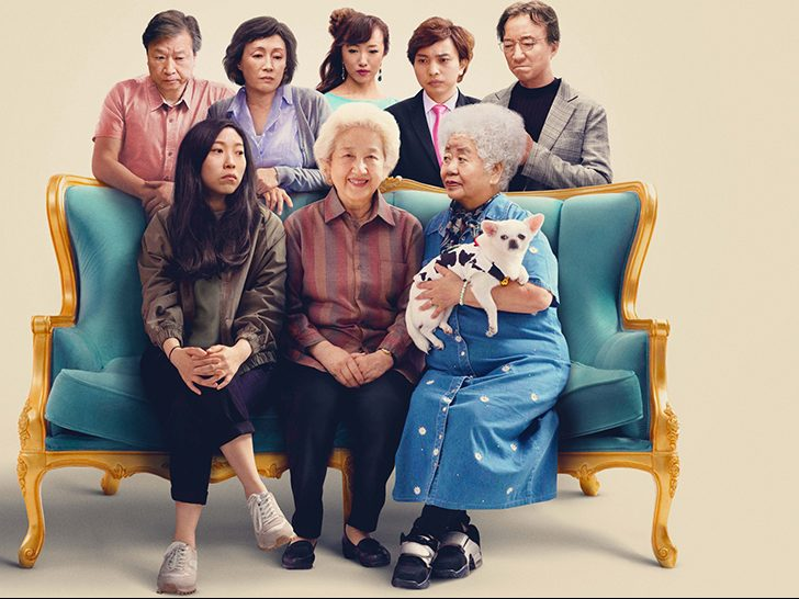 Let's Talk Movies: The Farewell is discussed on April 15