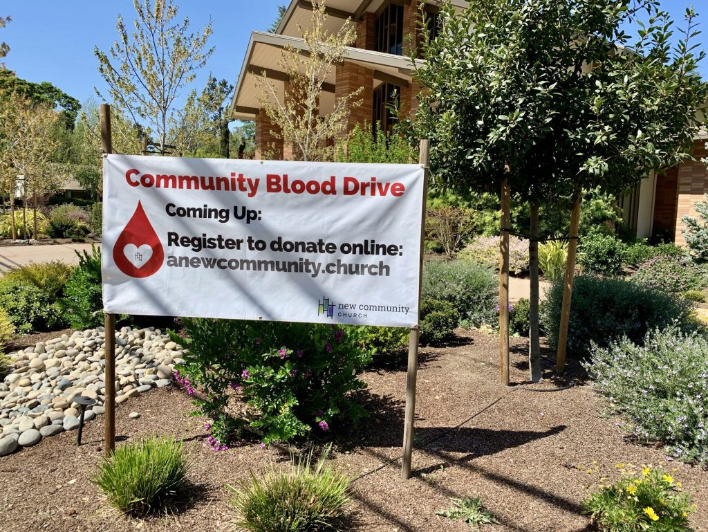 Appointments filling fast for New Community Church blood drive on April 17