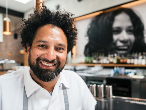 Chef Ravi Kapur brings menu inspired by his Hawaiian heritage to Rosewood pool area