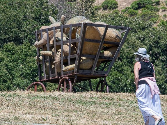 Djerassi Resident Artists Program offers free tours every Sunday through November