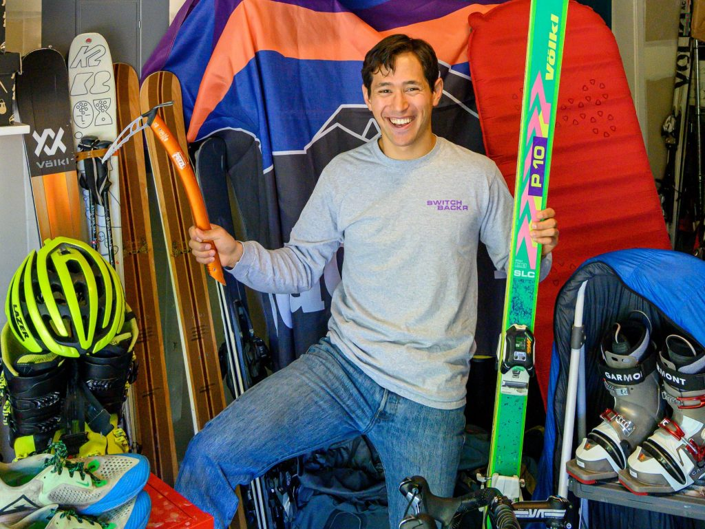 Menlo Park startup Switchbackr aims to meet your outdoor gear needs cost effectively