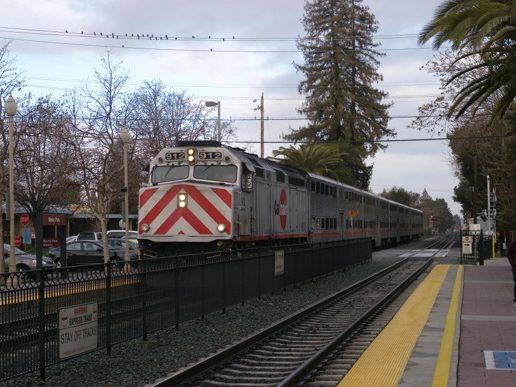 Caltrain begins railroad crossing improvement project in Menlo Park