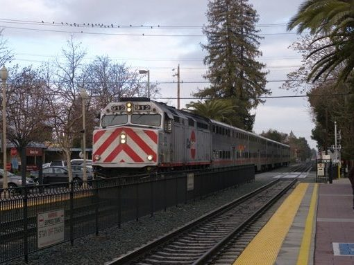 Caltrain work scheduled for July 9; public parking impacted