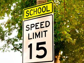 15 mph speed zones coming soon to Menlo Park schools