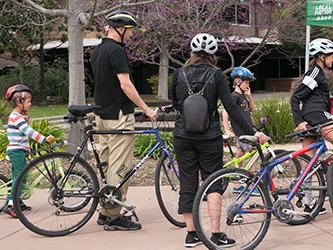 Menlo Park celebrates National Bike Month in May