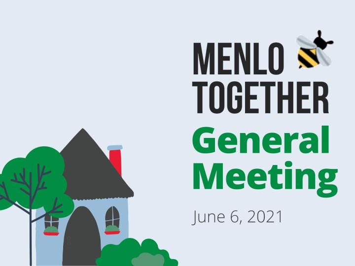 Menlo Together General Meeting set for June 6