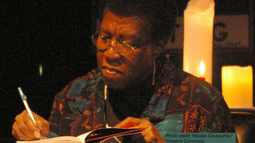 The Genius of Octavia E. Butler is topic on June 22