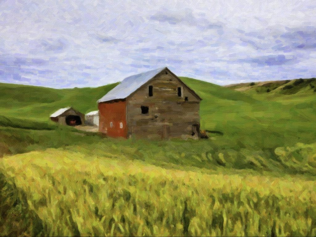 Atherton resident Larry Calof is featured artist at Portola Art Gallery in July