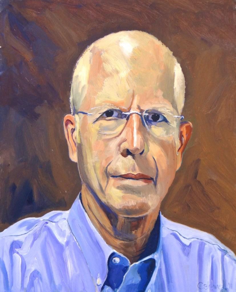 Jim Caldwell looks back at his 50 year artistic career on June 24