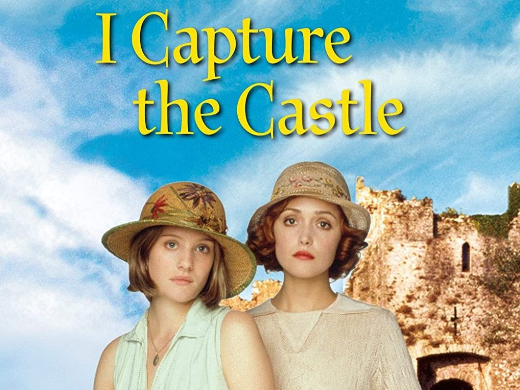 I Capture the Castle is movie talk topic on July 15