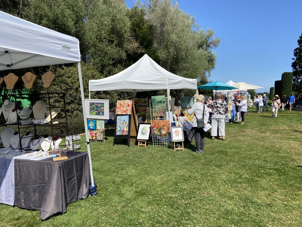 Tickets available for Filoli Art Walk on Sunday, July 25