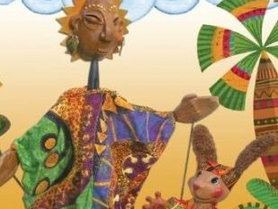 Summer Puppetry Festival: Zomo the Trickster Rabbit on July 8