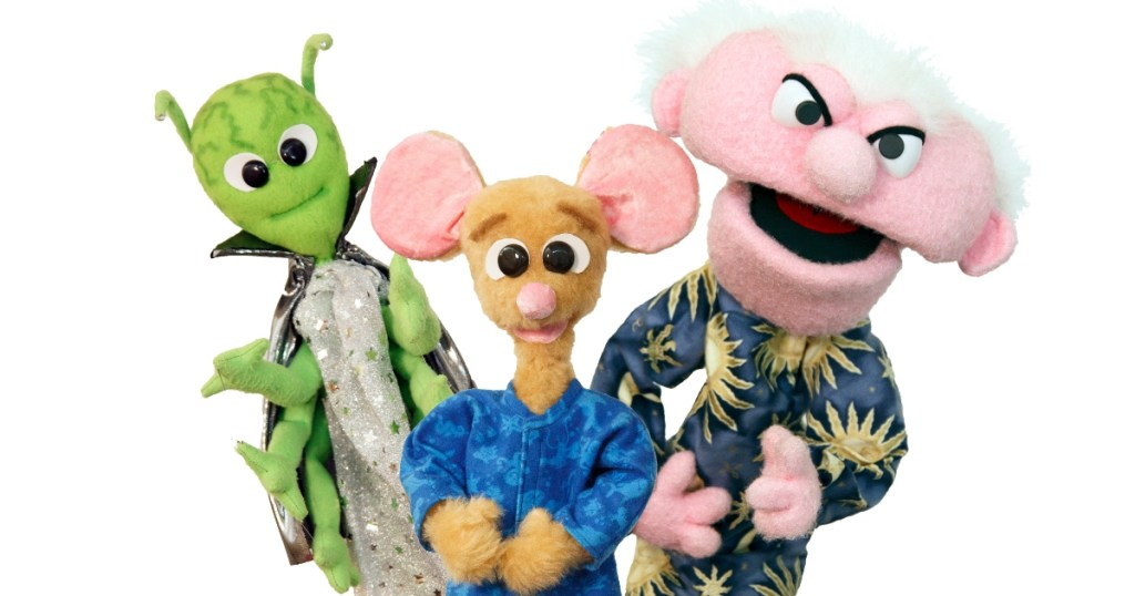 Summer Puppetry Festival: Tommy's Space Adventure on August 5
