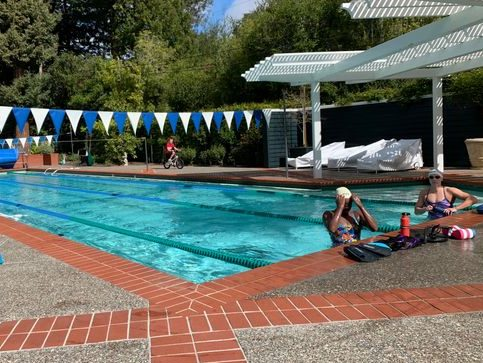 Katie Ledecky victories had special meaning to Atherton resident Tod Spieker