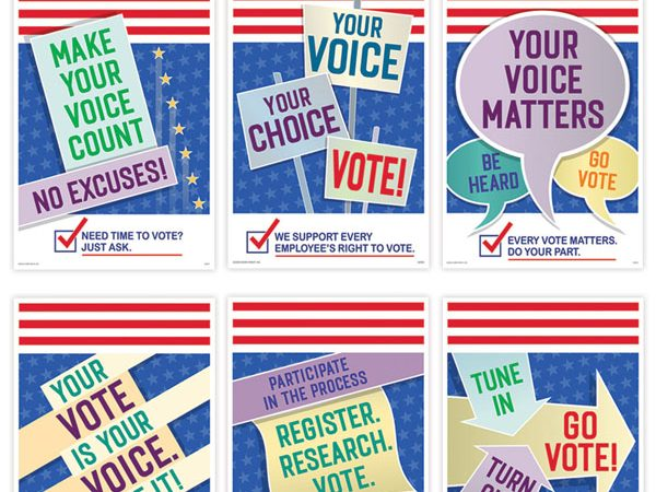Virtual exhibition: California Votes—Exercise Your Right! on display through October 5