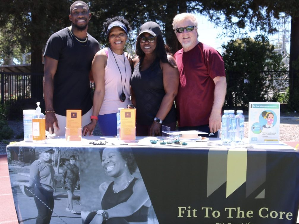 Fit to Core holds second free fitness class at Kelly Park on August 21