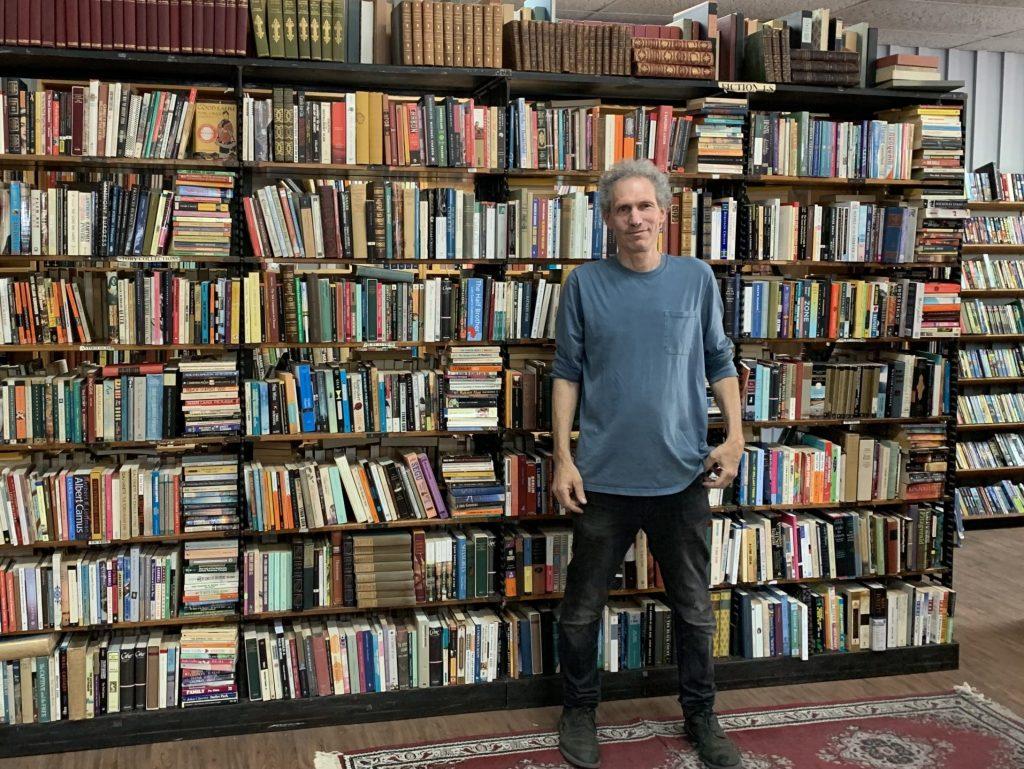 Feldman's Books relocates to Curtis St. in downtown Menlo Park