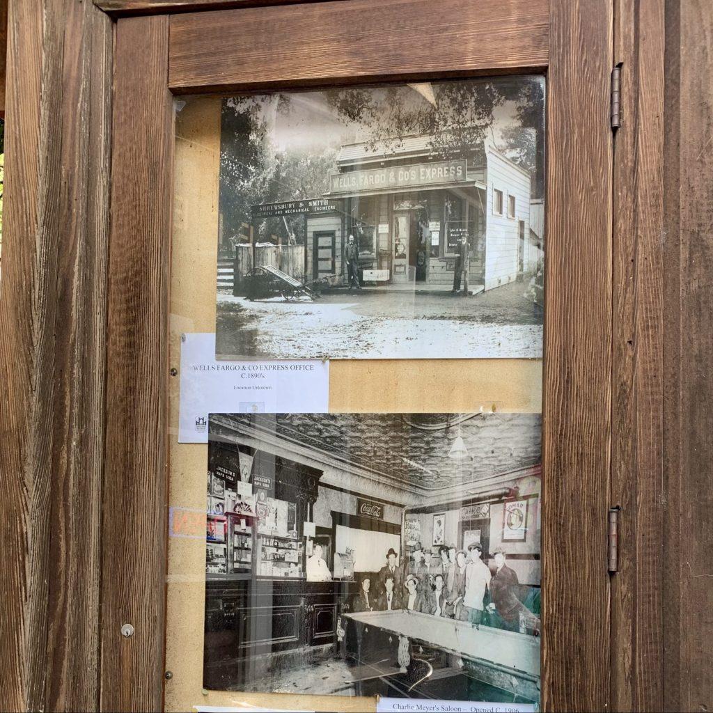 Spotted: Menlo Memories on Santa Cruz Avenue