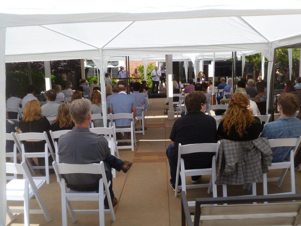 New Community Church thrives as it celebrates its third anniversary