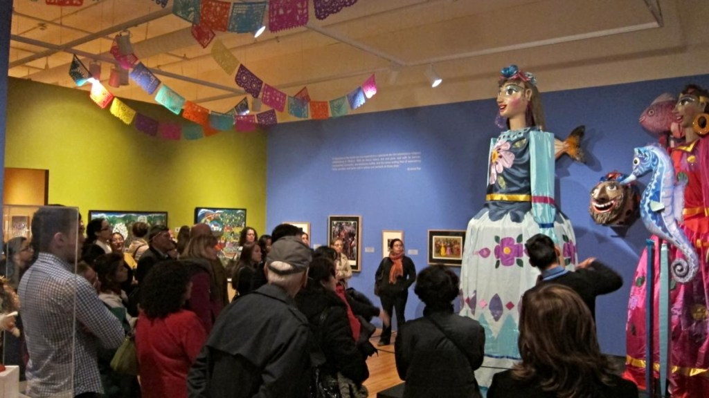 Visit the National Museum of Mexican Art virtually on September 16