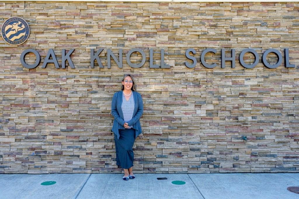 Alicia Payton-Miyazaki takes the helm as principal of Oak Knoll School