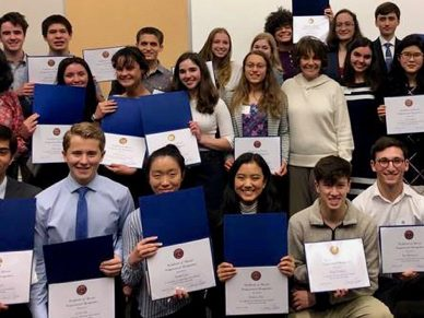High schoolers can now apply for 18th Congressional District Student Advisory Board
