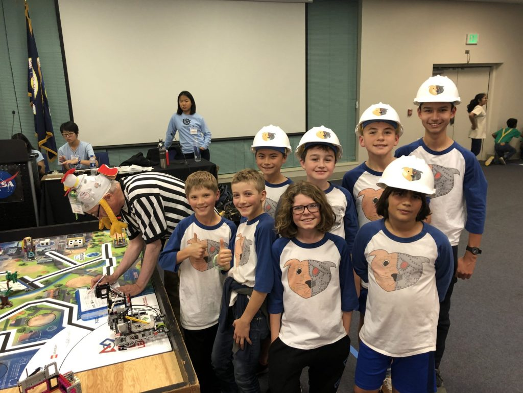 Parent Info Session on LEGO Robotics League on the Peninsula set for September 9