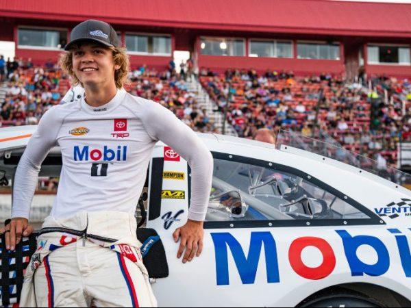 Menlo Park's Jesse Love pursuing his NASCAR dream