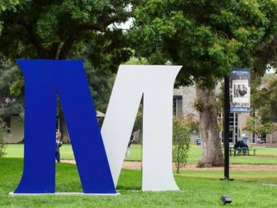 Menlo College opens with 100% vaccinated community – hosts Silicon Valley Sculpture exhibit