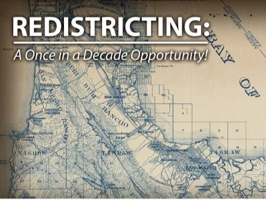 Redistricting commission wants to hear from you on September 18