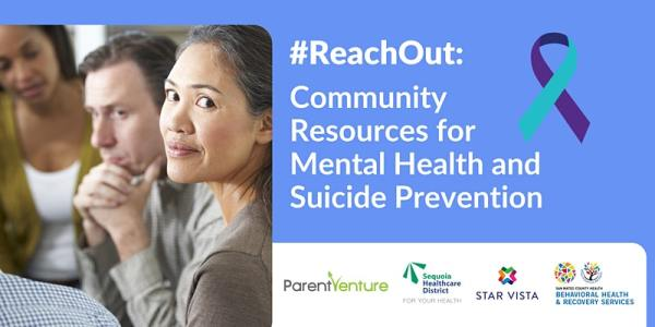Find out about community resources for mental health and suicide prevention on September 28