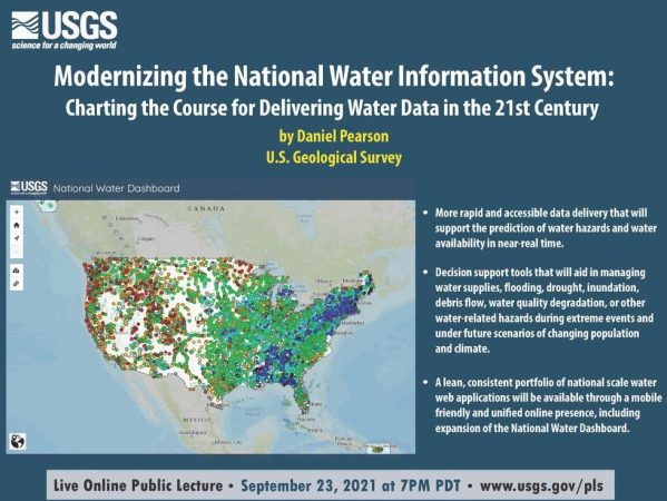Modernizing the national water system is UGGS topic on September 23