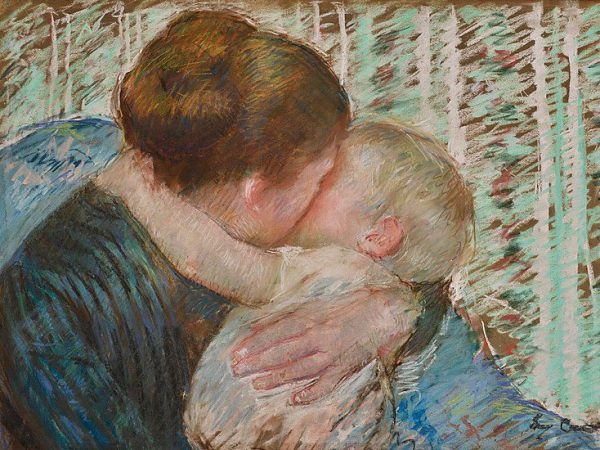 Jim Caldwell talks about painter Mary Cassatt on October 14