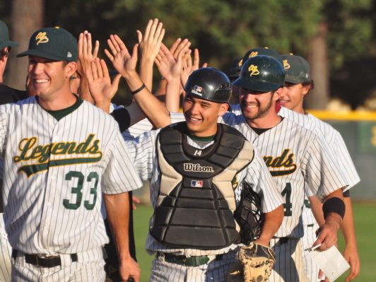 Menlo Park Legends recruiting players now for its return to action in 2022